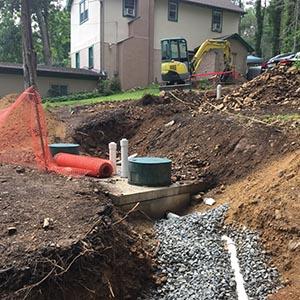 septic pumping fredon nj