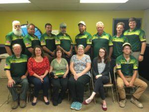 wilson services team photo