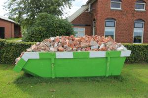 loaded roll off dumpster near me fredon nj