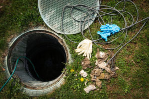 Sussex County septic tank cleaning service