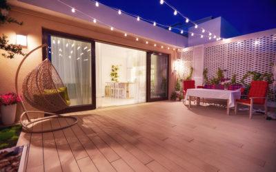 Outdoor Lighting For The Summertime